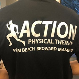Action Physical Thearpy We're Open