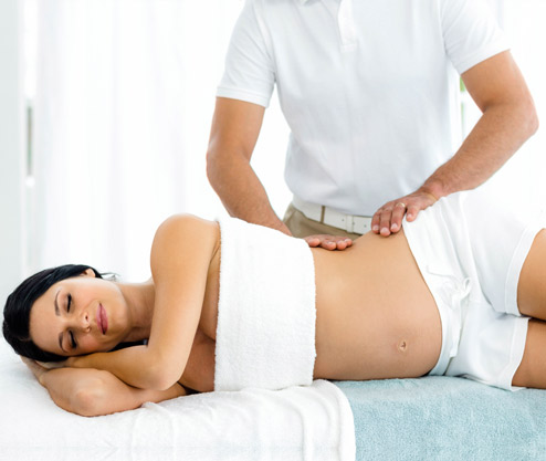 Pregnancy Chiropractic Care